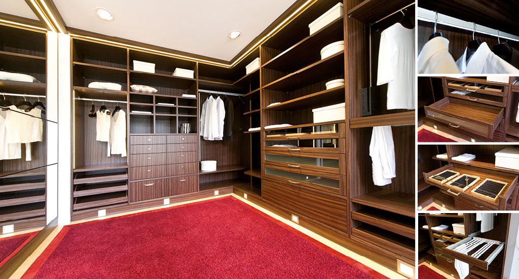 begehbarer kleiderschrank und schlafzimmerschrank schreinerei gruler in aixheim. Black Bedroom Furniture Sets. Home Design Ideas